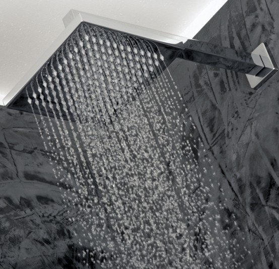 Awesome Rain Shower Heads By Lacava