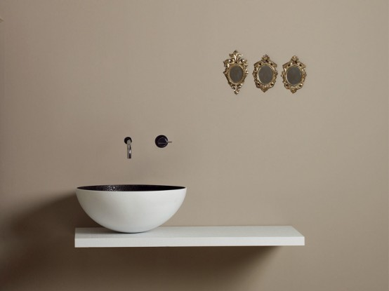 Awesome Bathromm Washbasins  Washtrend By Alicrite
