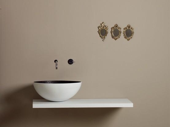 Awesome Bathromm Washbasins  Washtrend By Alicrite