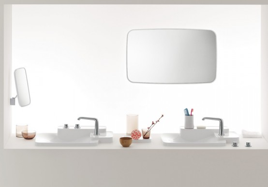 Axor Bouroullec Bathroom Collection
