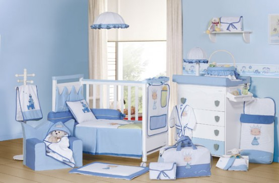 Superb Baby Nursery Furniture For Prince And Princess Room Petit Prince And Petite Princesse By Micuna