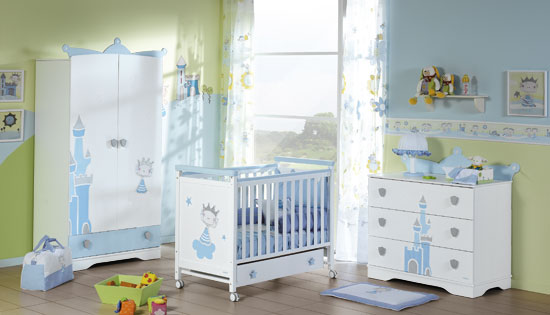 green nursery furniture. Baby Nursery Furniture For Prince And Princess Room Petit Petite Princesse By Micuna Green C