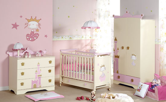 Ideal Baby Nursery Furniture For Prince And Princess Room Petit Prince And Petite Princesse By Micuna