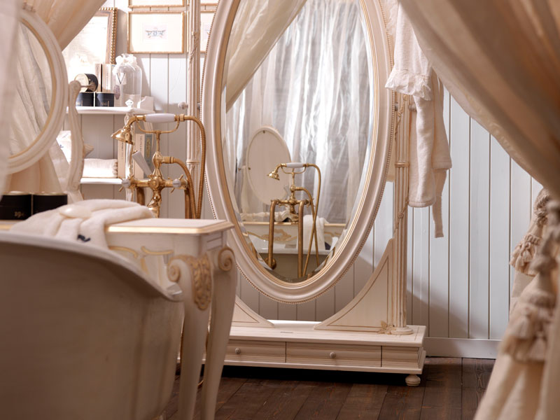 Beautiful luxury bathroom designs collezione 1941 by for Bathroom decor designs