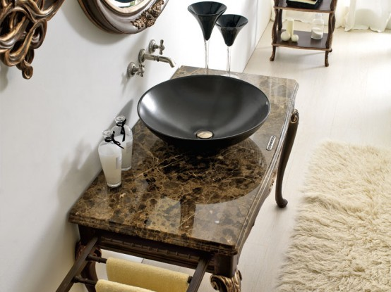 Luxury accessories for luxury bathrooms Beatiful-Luxury-bathroom-designs-COLLEZIONE-1941-by-Savio-Firmino-6-554x415
