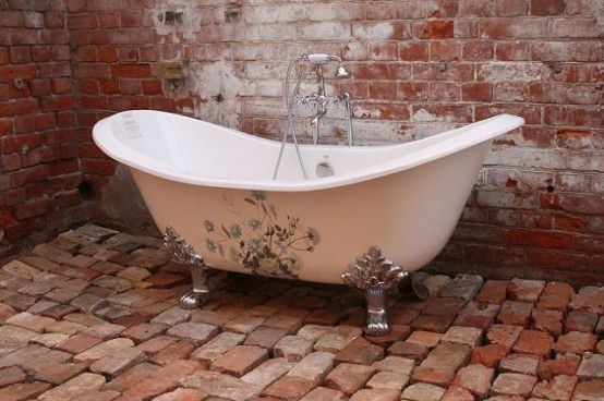 Beautiful Freestanding Baths For Opulent Bathroom Design From Recor