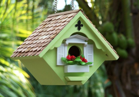 Birds Of A Feather Bird House