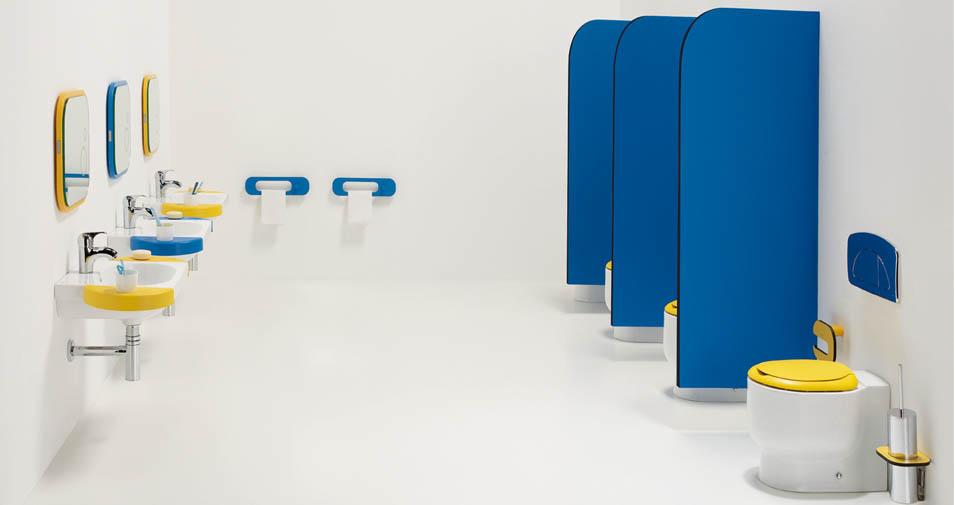 Cool kids bathroom design wckids home decorating ideas for Cool kid bathroom ideas