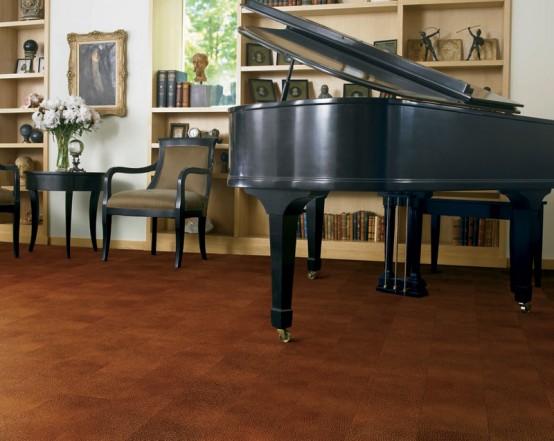 Catania Plank Leather Floors