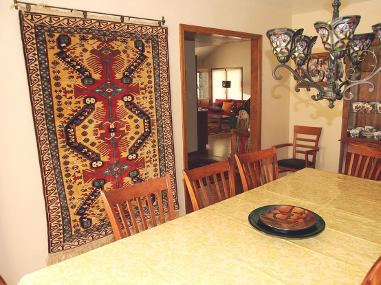 Azerbaijani Rugs Bring Some Uniqueness To Your Interior