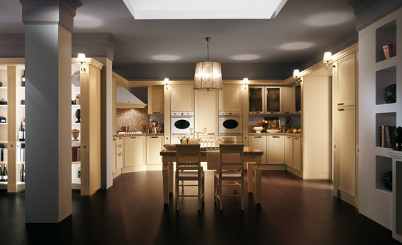 Charming Classic Kitchens Absolute Classic By Scavolini