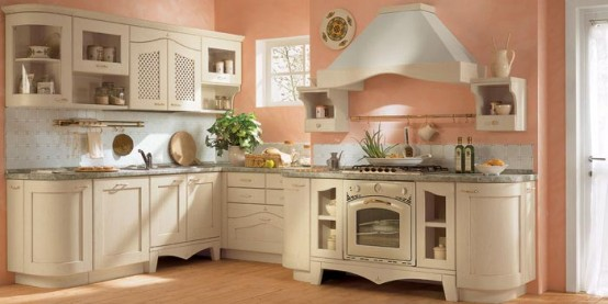 Good Charming Classic Kitchen Design Ducale By Arrital Cucine Photo