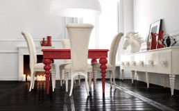 Chic And Very Elegant Dining Set Altamoda Home