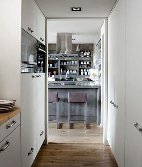 Cocina Despensa Back Kitchen Pantry