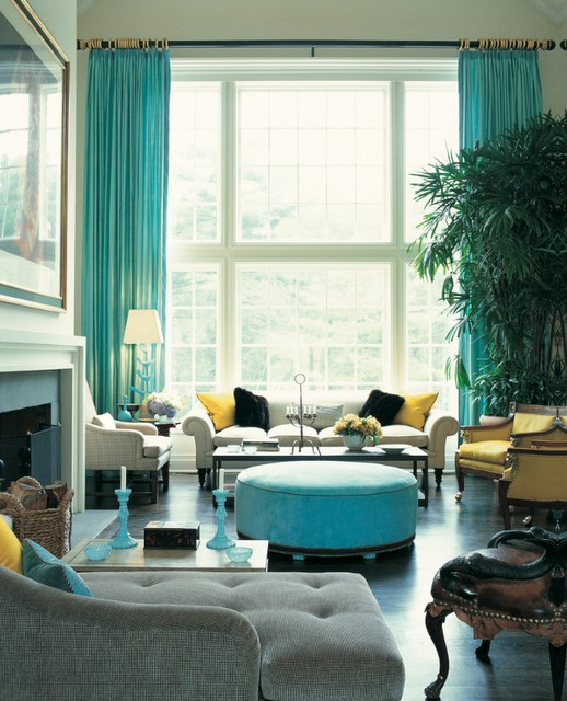 Fabulous Turquoise and Yellow Living Room 518 x 640 · 97 kB · jpeg