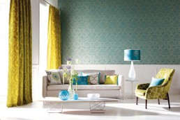 Contemporary Fabric For Harmonious Interior Design Lalika By Harlequin