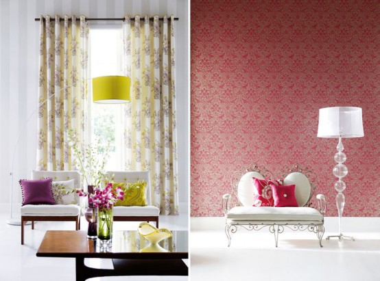 Contemporary Fabric for Harmonious Interior Design - Lalika by ...