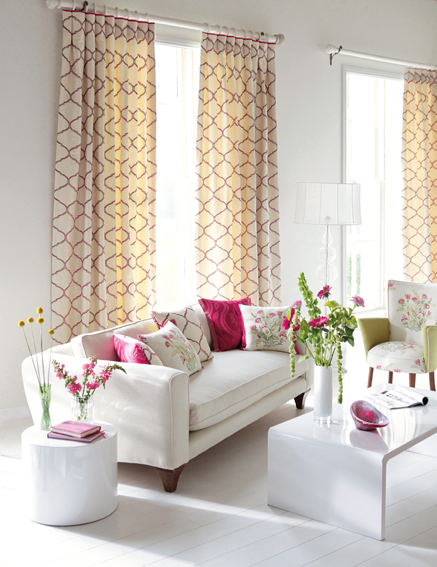 Contemporary Fabric For Harmonious Interior Design