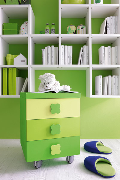contemporary kids bedroom furniture green. Contemporary Green Kids Bedroom By Stemik Living Furniture N
