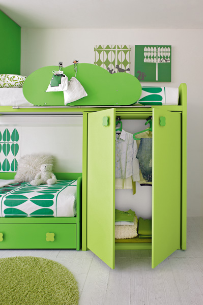Great Green Kids Bedroom Ideas 399 x 600 · 121 kB · jpeg