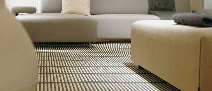 Contemporary Brown Yarn Carpets By Woodnotes