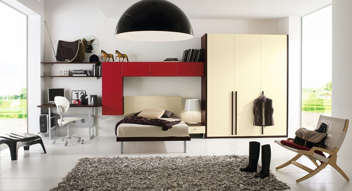 25 cool boys bedroom ideas by zg group digsdigs for Cool designs for bedroom