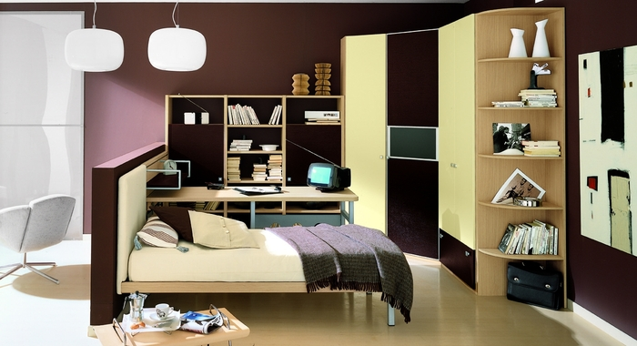 Cool boys bedroom ideas by zg group jpg male models picture for Funky boys bedroom ideas