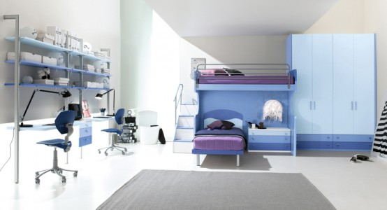 25 cool boys bedroom ideas by zg group digsdigs - Cool things for boys room ...