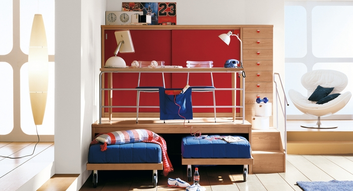 25 cool boys bedroom ideas by zg group digsdigs for Boy small bedroom ideas