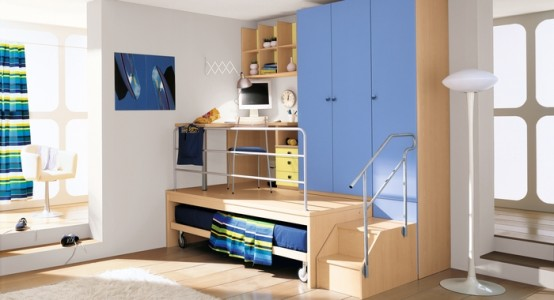 Cool Boys Bedroom Ideas By ZG Group