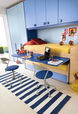 Kids Room Furniture Ideas on Ideas Bright Kids Room Cool Boys Room Ergonomic Furniture Furniture