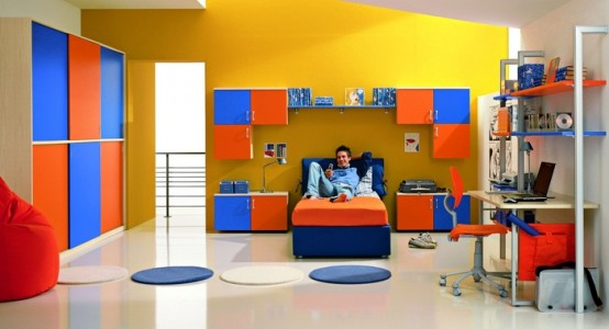 Cool Boys Rooms 25 cool boys bedroom ideaszg group - digsdigs