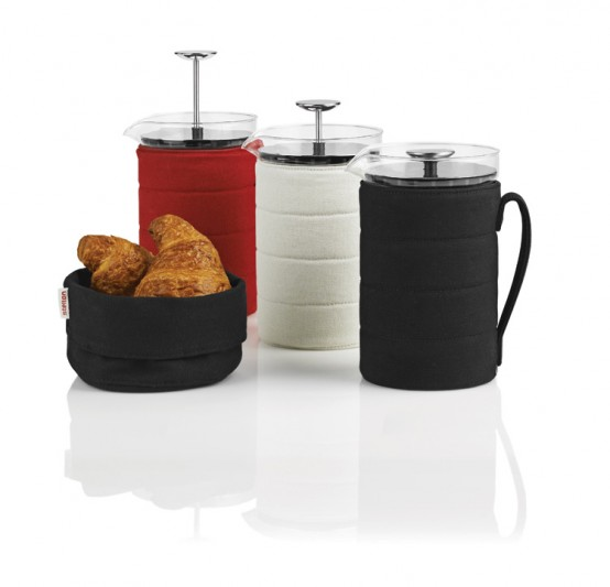 Cool Coffee Press – Under Cover by Stelton