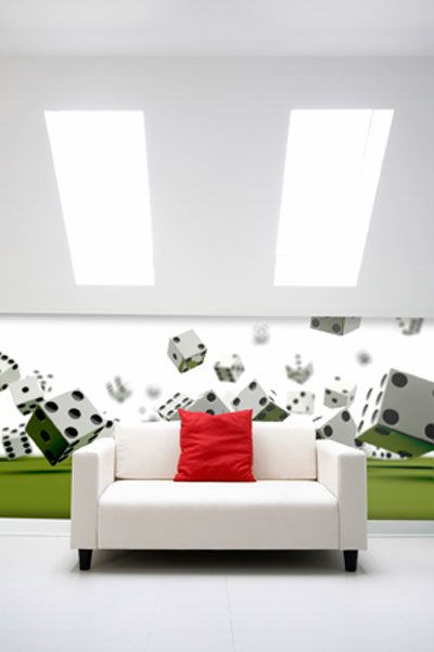 3d living wallpaper. 3d digital wallpaper, bedroom wallpaper, bright wallpaper,