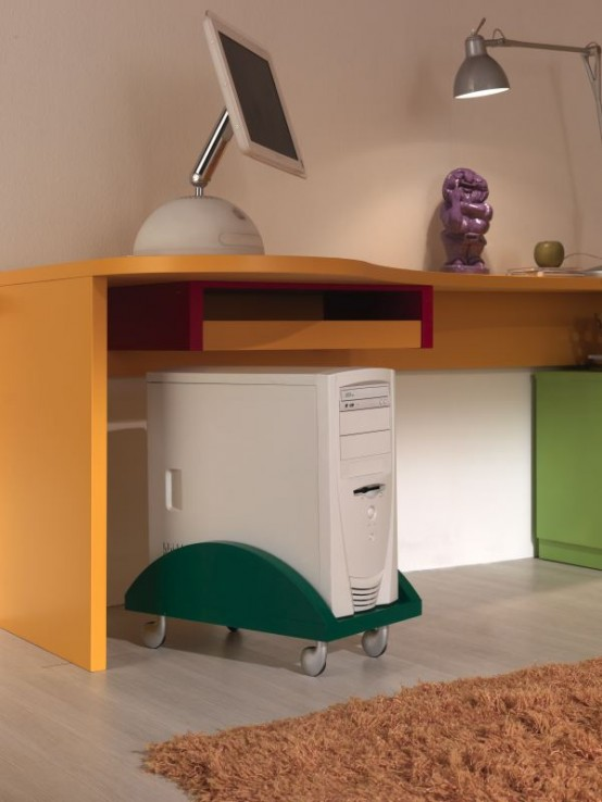 Cool Eco Friendly Kids Furniture By Mazzali