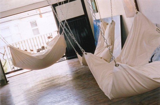 Cool Indoor Hammock Le Beanock