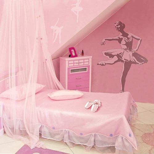 Fabulous Little Girls Ballerina Bedroom Ideas 500 x 502 · 66 kB · jpeg