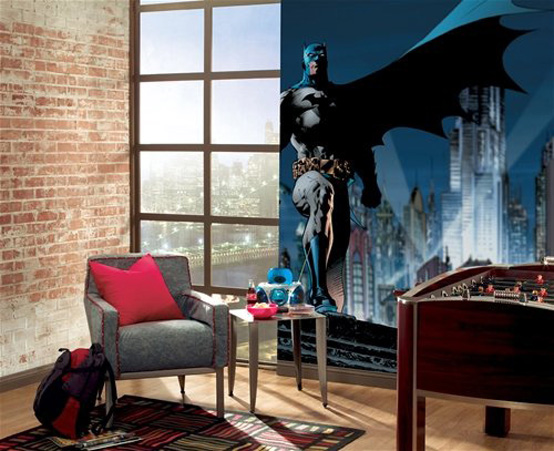 Incredible Batman Room Ideas 554 x 451 · 102 kB · jpeg
