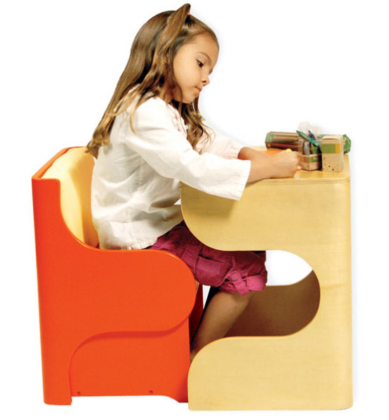 Kids Ergonomic Furniture 554 x 598