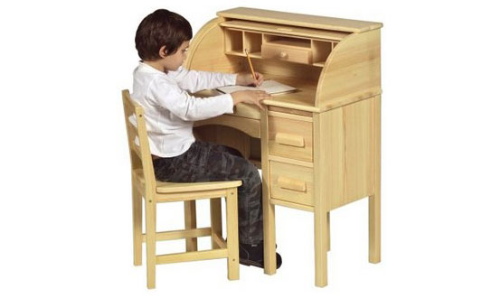 Kids Roll Top Desk 554 x 330