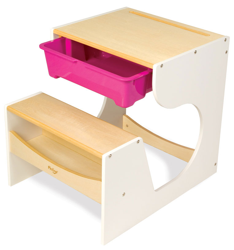 toddler writing desk Rh baby & child's desks, vanities & chairs.