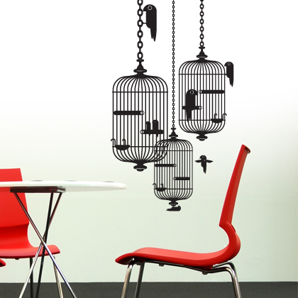 Design Chairs And Table, Vertical