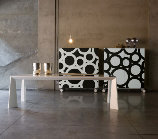 Cool Modern Sideboard Babol By Emmebi