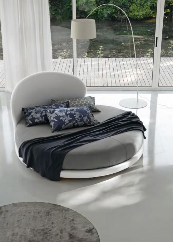 السرير الدائري موضة 2018 Cool-Round-Beds-Kale