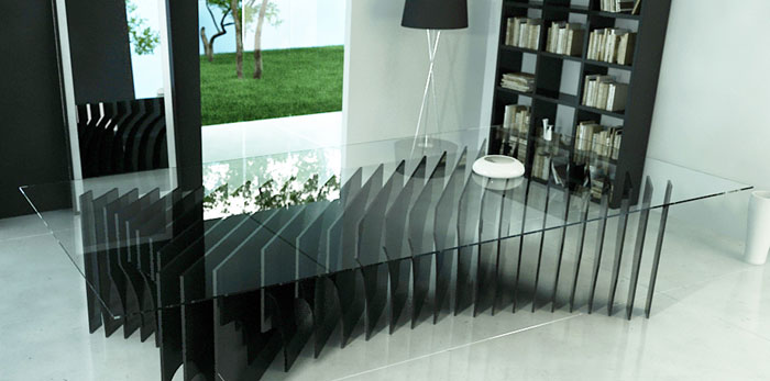 Magnificent Ultra-Modern Dining Table 700 x 347 · 47 kB · jpeg