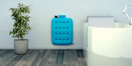 Cool And Funny Electric Radiator Bouille'hot By Florent Cuchet