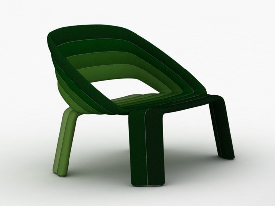Cool Bright Chairs Nuance By Casamania & Cool Bright Chairs - Nuance by Casamania - DigsDigs
