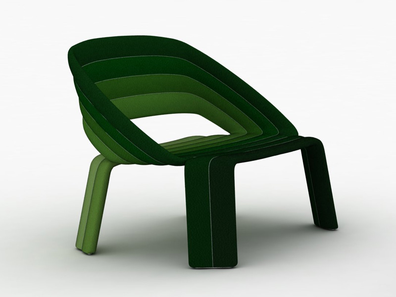 Cool Bright Chairs – Nuance by Casamania