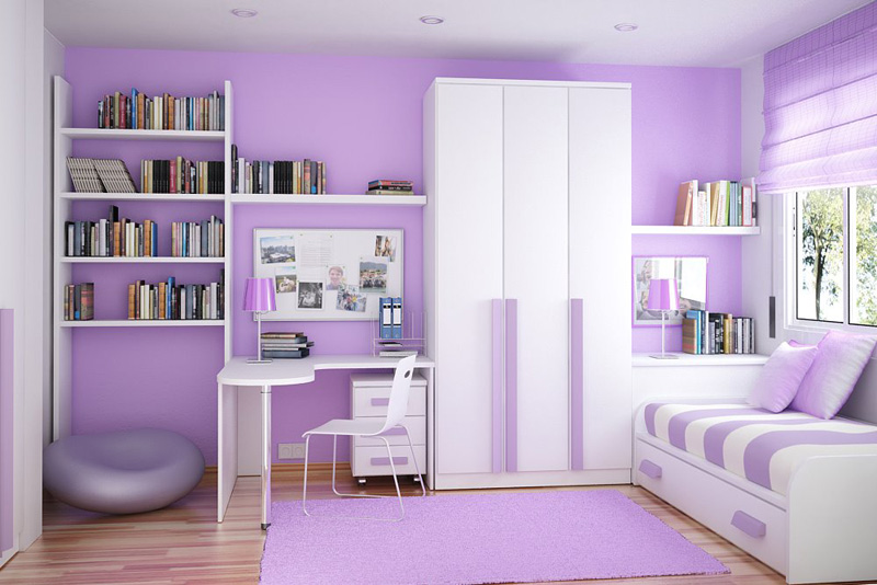 Magnificent Purple Teen Girl Bedroom Ideas 800 x 534 · 123 kB · jpeg