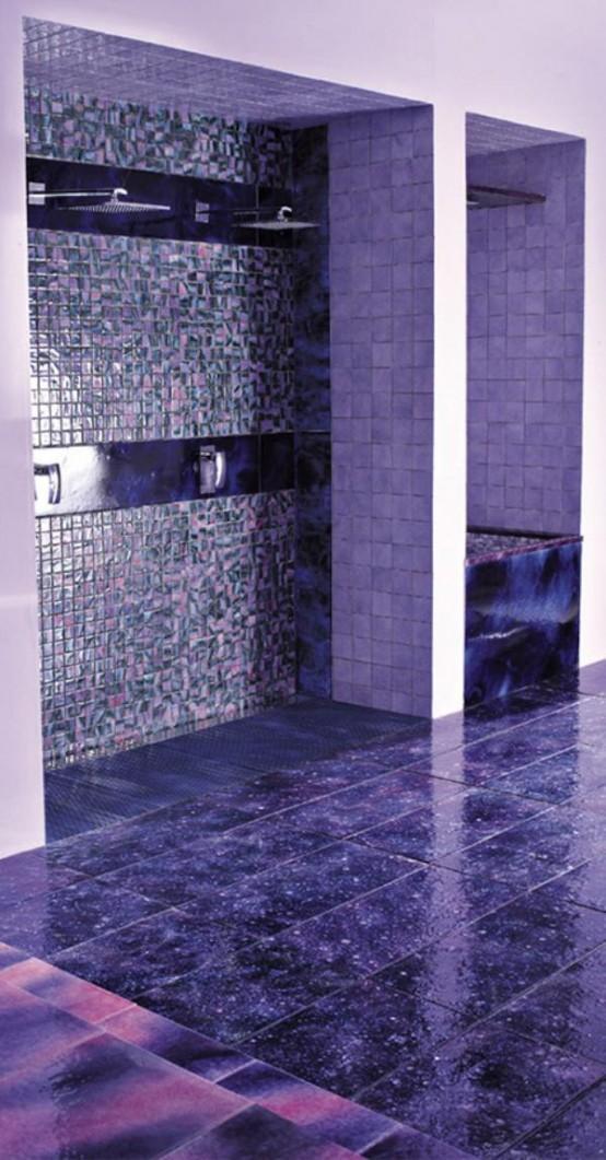 Cool Inspirations For Violet Interior Design